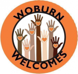 Woburn Welcomes Logo