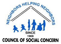 Council of Social Concern Logo